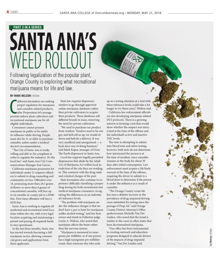 Orange County Explores MarijuanaRegulation