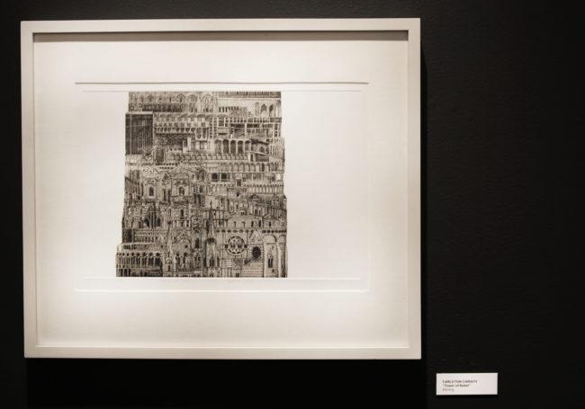 SAC Art Faculty Showcase Their Work in MainGallery