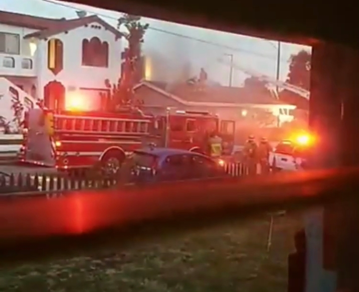 Three LBSU greek members rescued after fire at sorority house